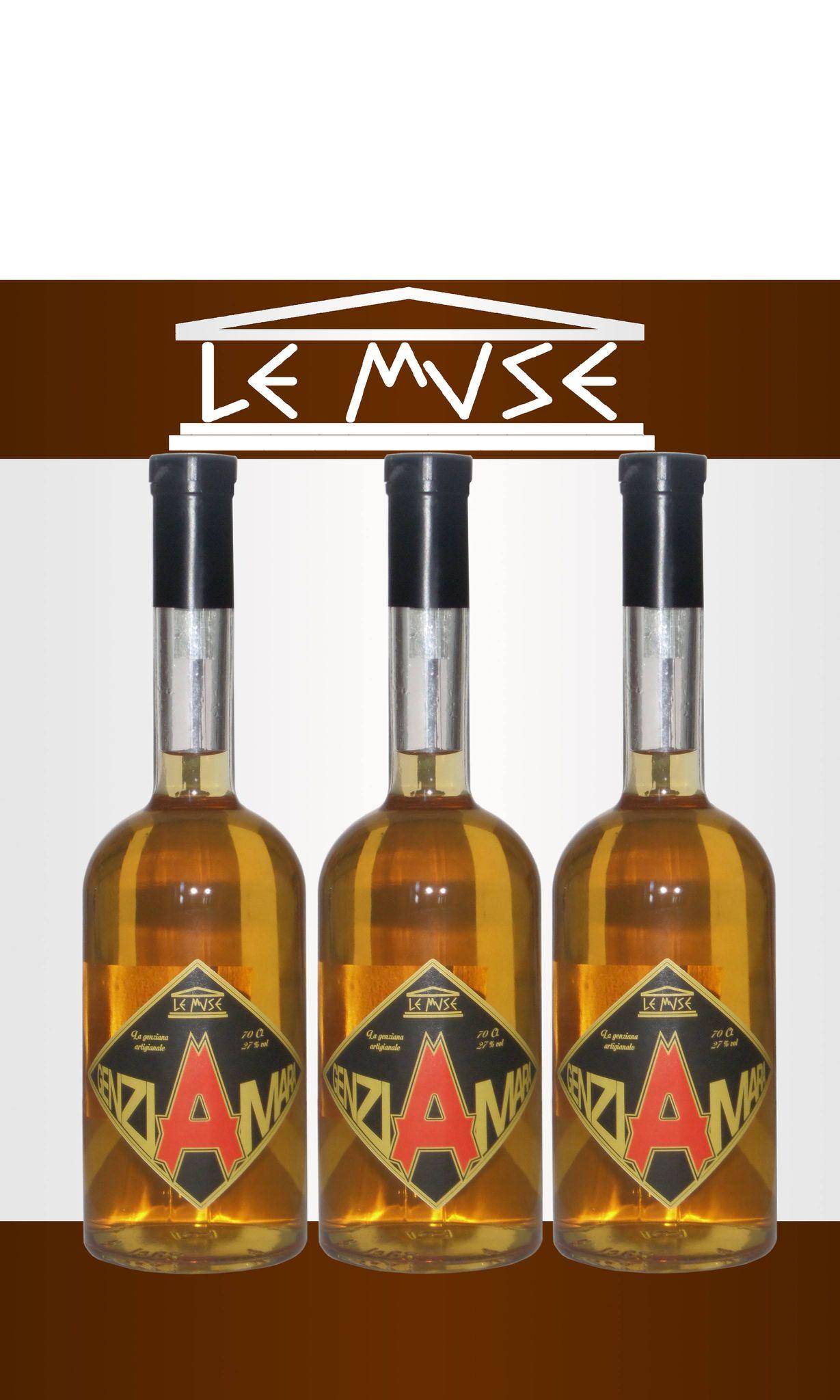 liquore genziana